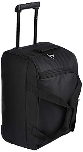 Skybags Scot Plus Polyester 64 cms Black Travel Duffle (DFTSPE64BLK)