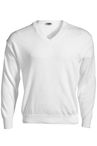 Edwards V-Neck Acrylic Sweater X-Small -