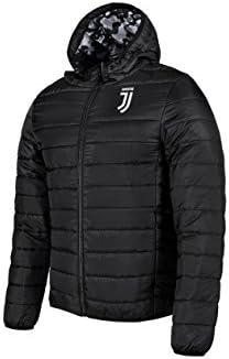 Daunenjacke Juventus Herren Erwachsene Juve Offiziell Leicht