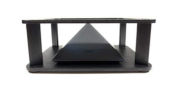 Amazon.com: 1TrendSetter - Proyector de holograma 3D ...