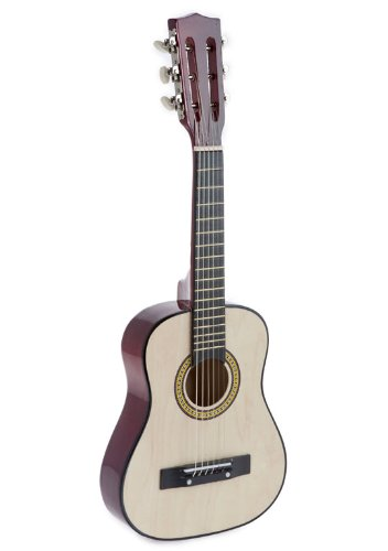 Star Kids Acoustic Toy Guitar 27 Inches Color Natural, CG621-NT