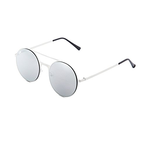 Plata degradadas TWIG espejo mujer Gafas de sol FRIDA Plata xPO18BTqw