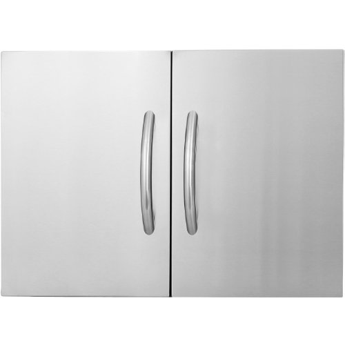 Cal Flame Stainless Steel 30 Inch Door & Drawer Combo