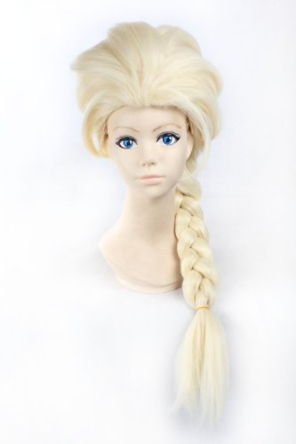 TGS® Frozen Elsa's Wig