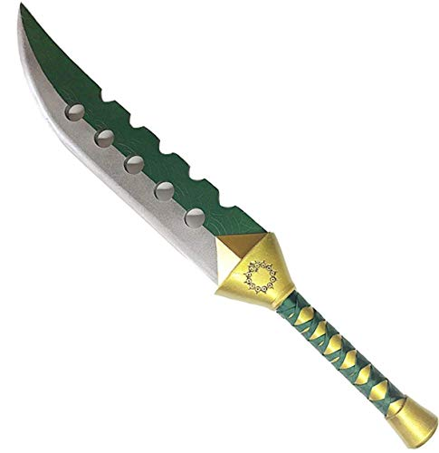 FUTUAN The Seven Deadly Sins Cosplay Prop Meliodas Cosplay Sword Cosplay Prop]()