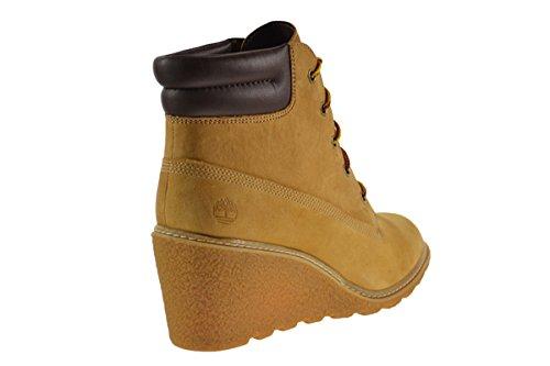 Timberland B Boots Inch Earthkeepers Tb08251a Us m 6 Amston Womens' 9 Wheat rAzrqBwn