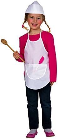 Disfraz de carnaval de cocina para niños/panadero/pintor delantal ...