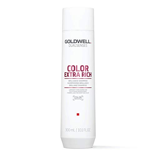 Goldwell Dualsenses Color Extra Rich Brilliance Shampoo Anti-Fade Protection & Luminous - 10.1oz