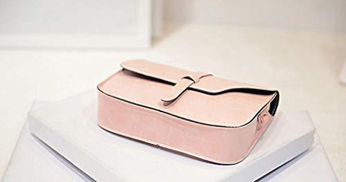 Pink Handbag Bag Girl Tote Women Leather Pink Shoulder Faux Kanpola Satchel Crossbody zAv1tw6q6x