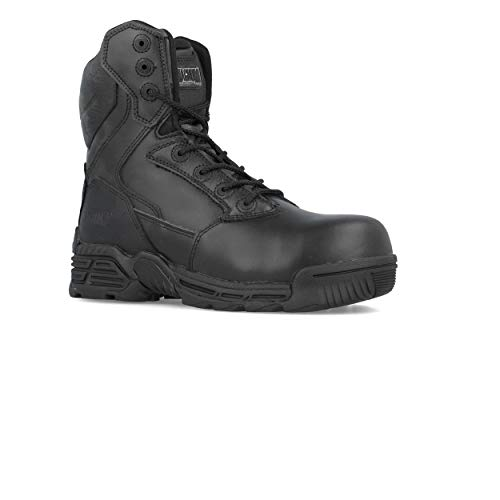 Force Stealth Stivali Leather Black Passeggio Da CT 0 Magnum 8 aSq4xwvwO