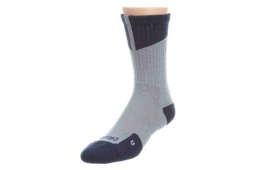 blu Calze Jordan Crew Scuro fit Nike Dri S Men' Grigio 87qqU4