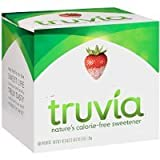 Truvia Natural Sweetener, 400 Packets (Net.Wt 42.3 oz) Sold By HERO24HOUR Thank You