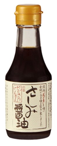 井ゲタ醤油 ゆびきりげんまん さしみ醤油 150mlの商品画像