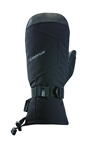 Seirus Innovation Women's Stage Classic Cold Weather Mitten, Black, Small