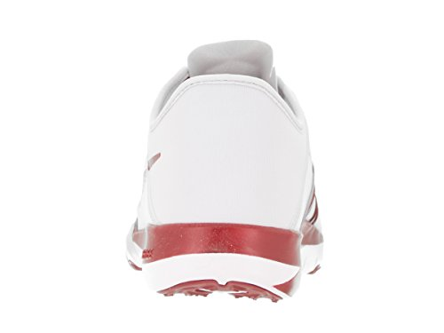Shoes Trainer Red Fitness 6 's White Women NIKE Free wYqt4xZCR