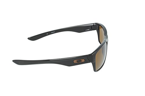Lunette Dark S3 Rectangulaire Twoface de Oakley soleil Bronze Black Polished PdBv0wfq