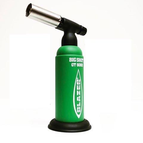 New Blazer Big Shot GT8000 Green Torch