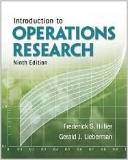 }DOC} Introduction To Operations Research 9th (nineth) Edition Text Only. music todas Kosmetik Budapest Prije design fotos 31yTihedrZL._BO1,204,203,200_