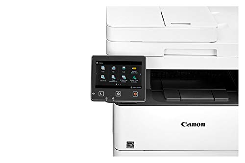 Canon 2222C003 imageCLASS MF424dw Mono Laser MFP (35 ppm) (600 x 600 dpi) (1 GB) (8,5 x 14) (p s c f) (Duplex) (USB) (Ethernet) (Wireless) (Touchscre)