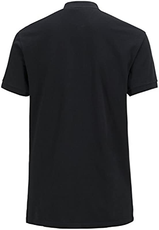 PEAK Performance Jeff Pique Polo Black - x-large czarny: Odzież
