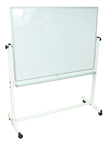 Luxor L340 - 48' W x 36' H Double Sided Magnetic White Board