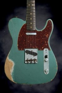Fender Custom Shop Sweetwater Sweet 60s 63 Telecaster