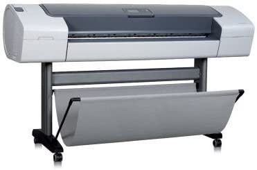 HP Designjet T610 44-in Printer - Impresora de Gran Formato (HP Web Jetadmin, HP Easy Print Care/Printer Utility, Cian, Magenta, Amarillo, 600 x 600 dpi, 1118 mm, 0.8 mm, 5 mm): Amazon.es: Informática