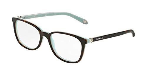 Tiffany & Co TF2109HB - 8134 Eyeglasses Havana/Blue Frames 53mm