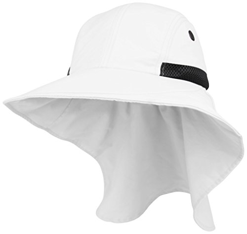 White Nylon Flap - 7