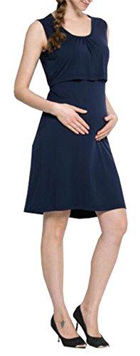 Pr Besthoo Donna L'allattamento Abito Vestito Iw7qA4On7