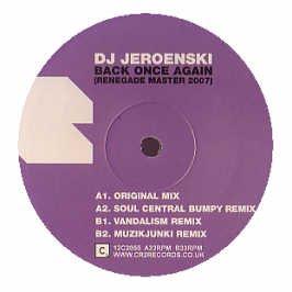 Dj Jeroenski - Back Once Again - Zortam Music