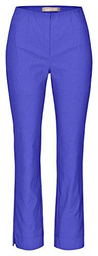 Haute Ina Stehmann Leggings Taille 30 Royal Femme Bleu Stretch Pantalon 740 Hw2014 Modèle Sq0gX