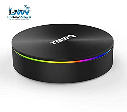 T95Q Android Oreo 8 1 Smart 4gb 64gb TV BOX 4K UHD HTPC Mini PC - Amlogic  S905X2 Quad-Core Chipset, ARM Dvalin MP2 GPU, 4GB RAM, 64GB Storage,