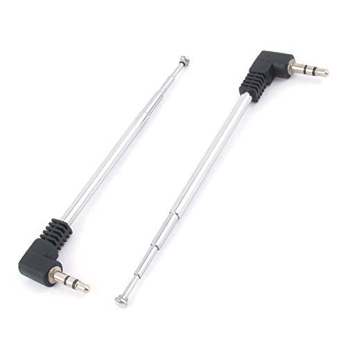uxcell Telescopic 4 Section 3.5mm Male S - 3.5 Mm Antenna Shopping Results