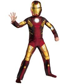 Avengers Iron Man Mark 7 Classic Costume