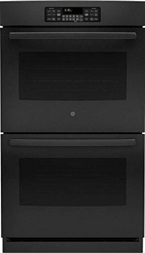 GE JT3500DFBB 30″ Black Electric Double Wall Oven