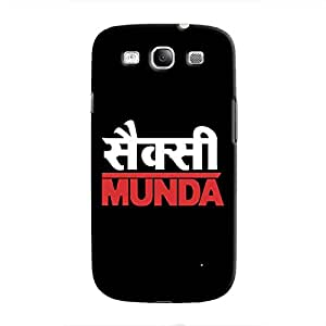 Cover It Up - Sexy Munda Galaxy S3 Hard Case