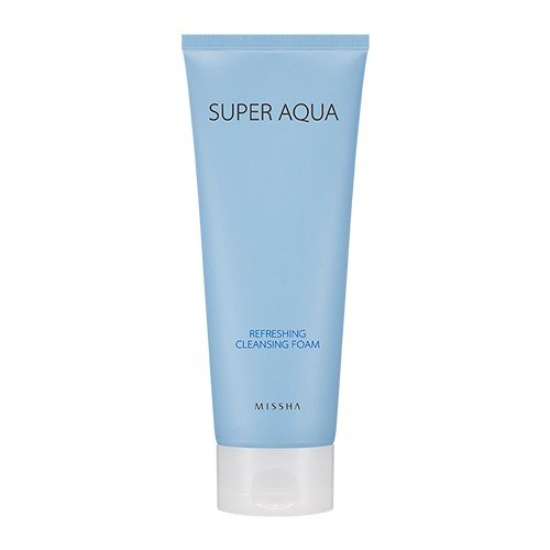 super aqua cleansing foam - 9
