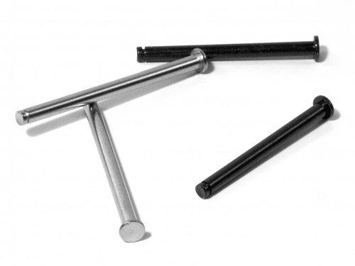 HPI Racing A281 Flange Shaft Set (3 X 36mm / A282 3 X 42mm) Nitro -