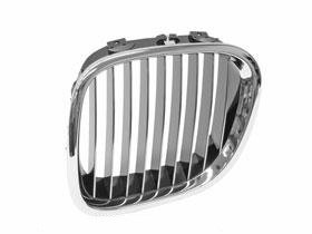 BMW z3 Kidney Grille LEFT Front grill NEW Chrome