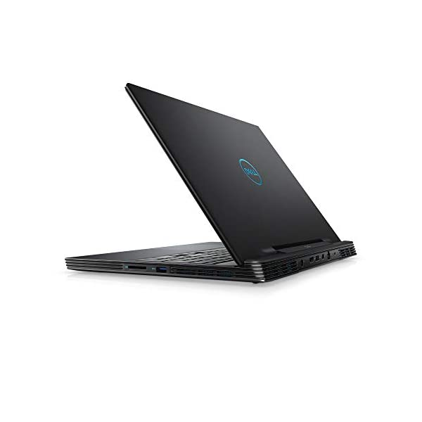 "Dell G5 15 Gaming Laptop (Windows 10 Home, 9th Gen Intel Core i7-9750H, NVIDIA GTX 1650, 15.6"" FHD LCD Screen, 256GB SSD and 1TB SATA, 16 GB RAM) G5590-7679BLK-PUS 3"
