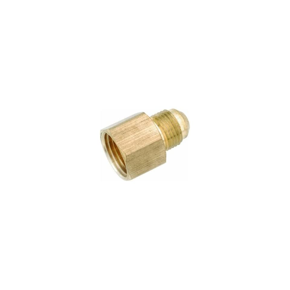 Anderson Metals Corp Inc 754046 0812 Flare Female Connector