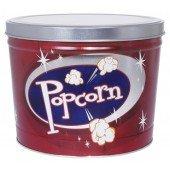 popcorn tin 2 gallon - 7