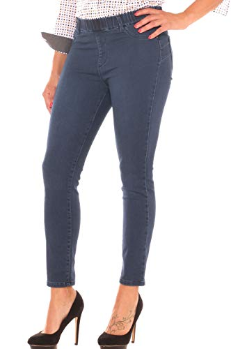 Jeans Donna Costa In Con Emanuela Taglia Denim Super Elastico Morbida Skinny Stretch SpxHd5qw