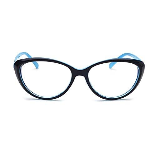 fashion Verres et pour carrés hommes Dintang plastique glasses femmesColorful retro en Verres C9 8wpSqxUSY