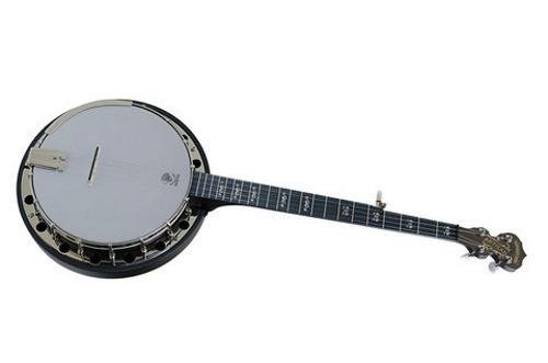 Deering Artisan Goodtime II 5-String Resonator Banjo by Deering