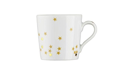 ROSENTHAL / Arzberg - Magic Stars Series - 6 Espresso / Moka cups & 6 saucers SET ()