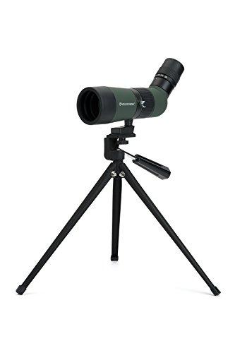 31yUDa55pTL - Celestron 52320 Landscout 10-30x50 Spotting Scope (Army Green)