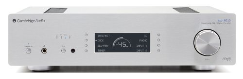 Cambridge - Azur 851D DAC (Silver) by Cambridge Audio [並行輸入品]   B019R1FICW