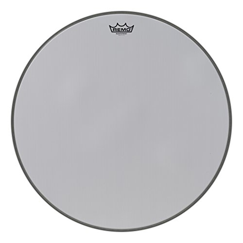 Remo Silentstroke Bass Drumhead, - Drum Concert Bass Tuning